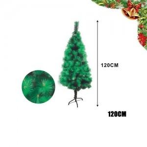 Zelena božična smreka 120cm