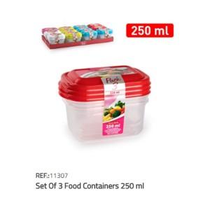 Plastična posoda 3/1 250ml