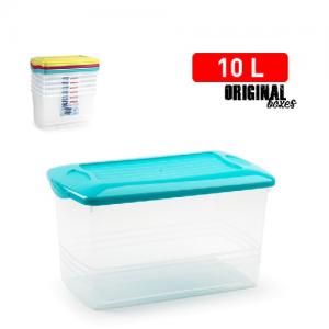 Plastična škatla 10l REF:11333