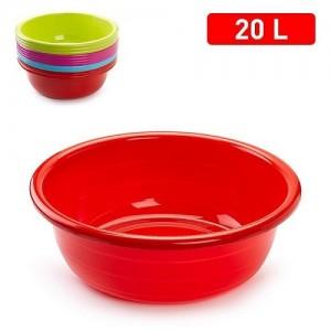 Plastična posoda okrogla 20l REF:11410