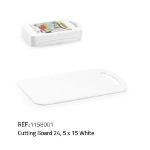 Deska za rezanje mala REF:1158001 bela