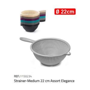 Plastično cedilo 22cm REF:1150234