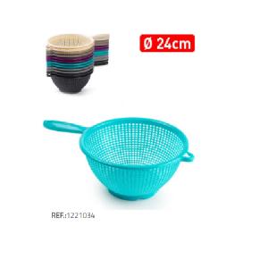 Plastično cedilo 24cm  REF:1221034