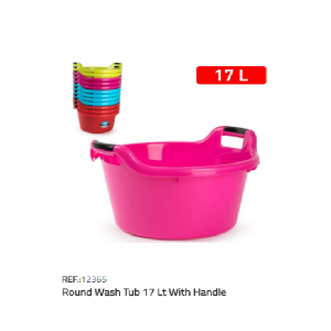 Plastična posoda 17l REF:12365