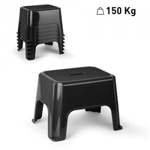 Plastični stol črna REF:1237202