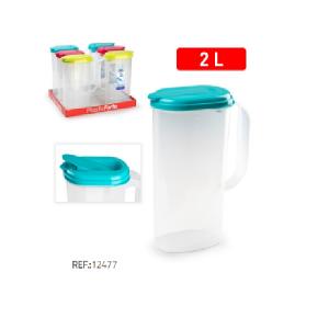 Plastični vrč 2l REF:12477