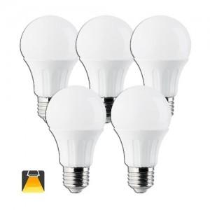 Led Žarnica (Rumena) E27 10W
