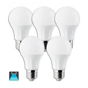 Led žarnica (bela) E27 9W