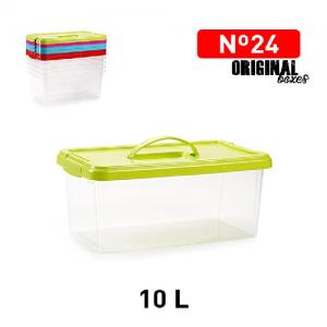 Kovček za shranjevanje 10l N°24 REF:11680