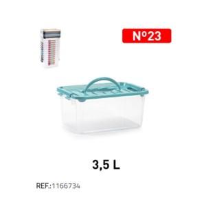Kovček za shranjevanje N°23 3,5l REF:1166734