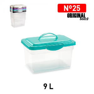 Kovček za shranjevanje 9l N°25 REF:1175834