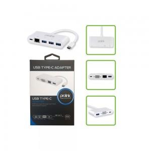 USB TIP C ADAPTER UTC-CUEV01