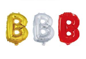 Balon črka B