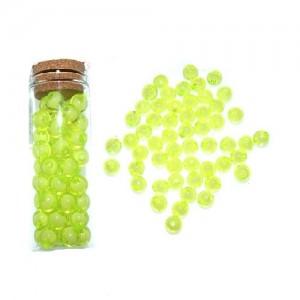 Dekorativne perle zelena 4-4