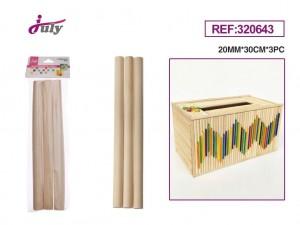 Dekorativne palice 200mm×30cm