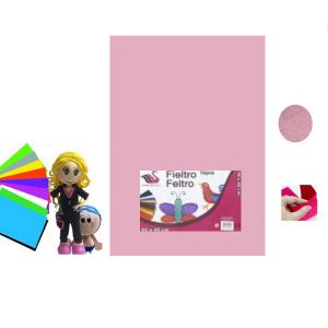 Filc svetlo roza 40*60cm