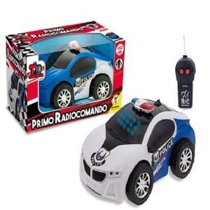 Policijski avto na daljica REF:66010