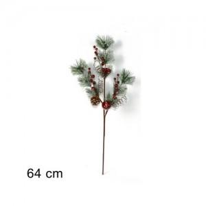 Dekorativna božična veja