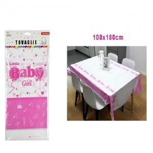 Prt za mizo baby shower 108*180cm