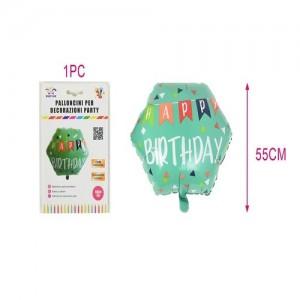 Balon happy birthday 55cm