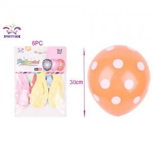 Balon 6/1 30cm