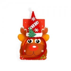božični obroč za glavo