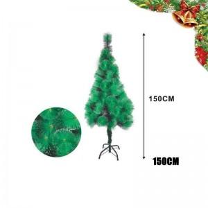 Zelena božična smreka 150cm