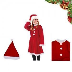Božična obleka za deklice