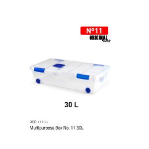 Plastična škatla 30l N°11 REF:11166
