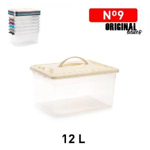 Kovček za shranjevanje 12l REF:1128734