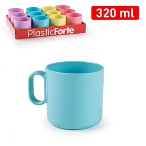 Plastična skodelica 320ml REF:12192J9