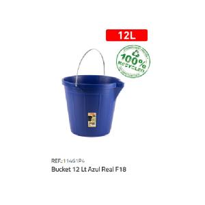Plastično vedro 12l REF:11461P4