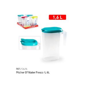 Plastični vrč 1,6l REF:12476