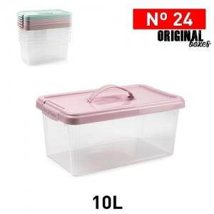 Kovček za shranjevanje N°24 10l REF:116801A