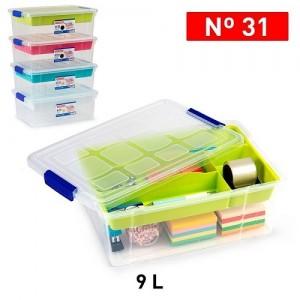 Škatla za shranjevanje N°31 9l REF:12778