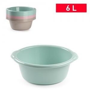 Plastična posoda okrogla 6l REF:114801A