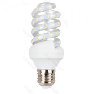 Led žarnica (rumena) E27 9W