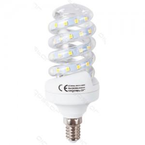 Led žarnica (bela) E14 9W