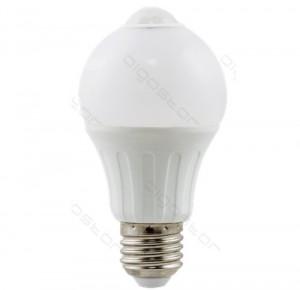Led žarnica (bela) E27 6W