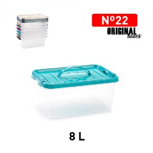 Kovček za shranjevanje 8l REF:1156734