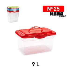 Kovček za shranjevanje 9l N°25 REF:11758