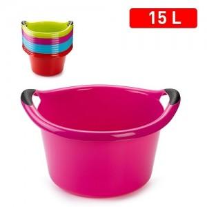 Plastična posoda okrogla 15l REF:11732
