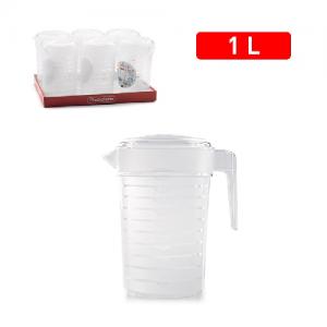 Plastični vrč-1l REF:1178506